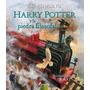 Harry Potter 1 Y La Piedra Filosofal Ilustrado - Salamandra
