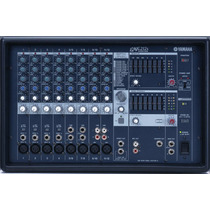 Consola Yamaha Amplicada / Pasiva 12 Canales Emx212 400w