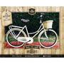 Bicicleta Retro Vintage Inglesa England Mujer Rod26