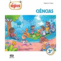 Livro Ápis Ciências 3º Ano
