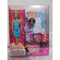 Barbie Estudio De Diseño Y Moda Mattel Original
