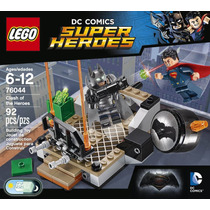 Lego Batman Vs Superman!!2016!! Escena De Pelea!!