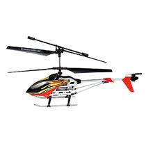 Helicóptero Grande E Rápido Z Com Controle Remoto E 3 Canais