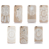 Lote Mayoreo 20 Fundas Mandala Case Iphone 5, 6, 6 Plus