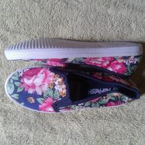 Zapatos Damas Tip Vans Zapatillas