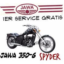 Moto Jawa Spyder 350 0km 2016