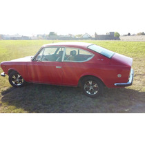 Cupe Fiat 1600 Sport