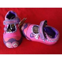 Liquidaccion Zapatos Bubble Gummers De Niña Talla 20