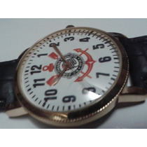 Relógio Corinthians Dourado Mais Barato Do Mercado Livre