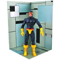 Cyclops ( Ciclope ) Marvel Select - 18 Cm - Diamond