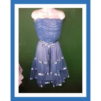 Vestido Just 4 Girls Para Eva Brazzi Envío Gratis D H L