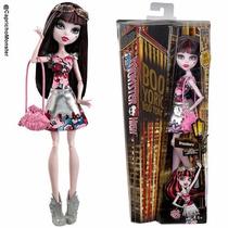 Boneca Monster High Boo York Draculaura