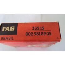 Rolamento Roda Tras Ent Mb 1313/2213 Fag 33215
