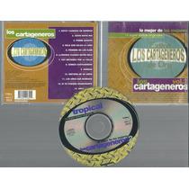 Los Cartageneros Vol.1-los Cartageneros Vol.2 Pack 2 Cd Nuev