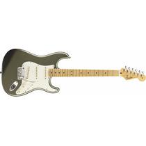 Guitarra Fender American Standard Strato Jade Metallic Mn