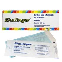 Envelope Para Esterilização Em Autoclave C/ 200un Zhalinger