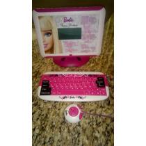 Computadora Didáctica De Mesa Barbie