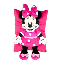 Disney Minnie Mouse Niño Almohada Decorativa - 11 X 15