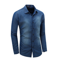 Camisa Masculina Jeans Grife Fredd Marshall Direto Europa