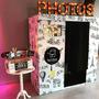 Cabina De Fotos Para Eventos Alquiler Y Venta - Photobox -