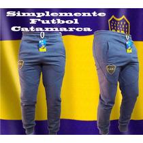 Pantalón Chupín Boca Juniors