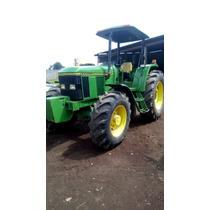 Tractor Jhon Deere Doble Tracción
