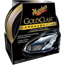 Meguiar Gold Class Carnauba Plus Cera En Pasta De Coches