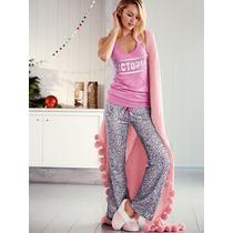 Pijama Victoria Animal Print Multicolor S Victoria