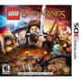 Videojuego Lego El Señor De Los Anillos - Nintendo 3ds