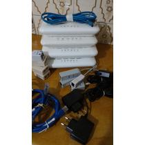 Modem Roteador Wifi Vivo/telefonica C/usb 3g Kit Configurado