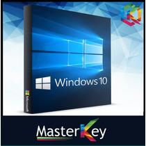 Licencia Windows 10 Profesional 1pc 32/64 Bit Original 100%