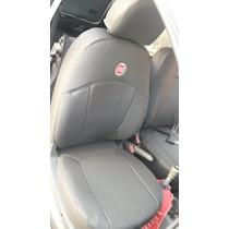Capas Automotiva De Couro Ecologico 1.0 Novo Palio Fiat 2014