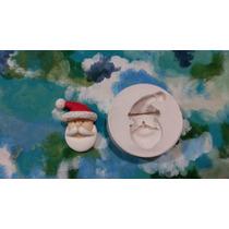 Caras De Papa Noel.