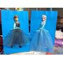 Bolsas Personalizado Souvenir Frozen Cumple Infantil Regalo