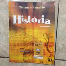 Livro História Gislane E Reinaldo Volume Único Ensino Médio