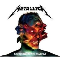 Cd Metallica Hardwired...to Self Destruct 2 Cds