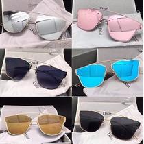 Óculos Dior Fit Com Todos Os Acessórios E Manual Unissex