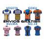 Playeras Camisetas Dragon Ball Dbz Vegeta Goku Ssj Torso