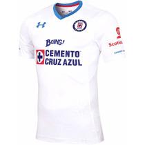 Jersey Cruz Azul 2017 Chaco Benítez Silva Rojas Envío Gratis