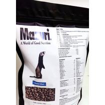 Alimento Mazuri Para Huron Croqueta Presentacion De 1kg