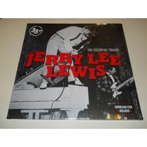 Jerry Lee Lewis -the Essential Tracks - Vinilo