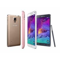 Celular Samsung Galaxy Note 4 Negro 32gb 4g Android Liberado