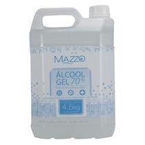 Álcool Gel 70 Asséptico Mazzo 5 Litros Columbus
