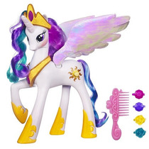 My Little Pony Princess Celestia Princesa Juguete Caballo