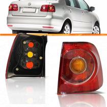 Lanterna Polo Sedan 2007 2008 2009 2010 2011 2012 Canto