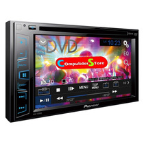 Stereo Pioneer Avh 175 Dvd Mp3 Cd Usb Doble Din Belgrano R