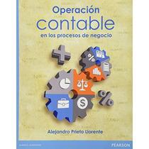 Operacion Contable En Los Procesos De Negoci; A Envío Gratis