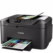 Impresora Canon Mb2110 Con Cartuchos Rellenables 1100