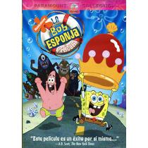 Dvd Bob Esponja La Pelicula ( 2014 ) The Spongebob Squarepan