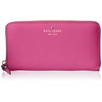Kate Spade New York Cedar Street Billetera Lacey, Vivid Sna